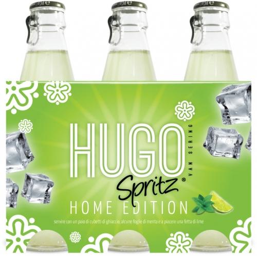 Hugo Spritz cluster